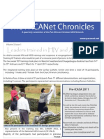 The PACANet Chronicles:April 2011