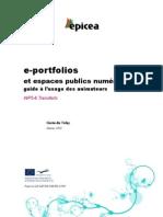 Epicea - E-Portfolio Et EPN