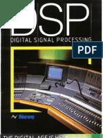 Neve DSP Desk Brochure 1983