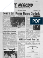 The Merciad, Nov. 7, 1975
