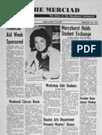 The Merciad, Feb. 20, 1976