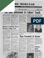 The Merciad, March 5, 1976