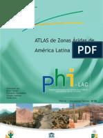 Atlas de Zonas Áridas de América Latina y el Caribe.