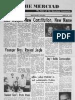 The Merciad, April 30, 1976