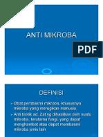 Anti Mikroba