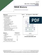 PSRAM Datasheet