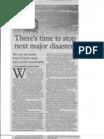 Houston Chronicle's Flood Control 2011