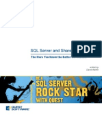 WPD SQL Server Share Point More You Know