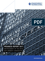 OECD Anti Bribery Convention Progress Report 2011 Web