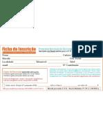 Ficha Inscrição Clinic FPB Cantanhede