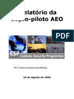 AEO Pilot Report Pt