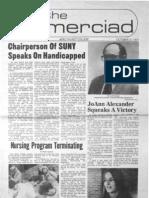 The Merciad, Oct. 21, 1977
