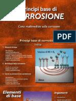 Principi base di corrosione