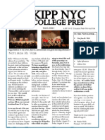 KIPP NYC CP May Newsletter