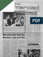 The Merciad, Jan. 20, 1978
