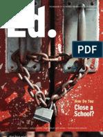 Ed. Magazine, Summer 2011
