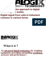 célula de carga digital