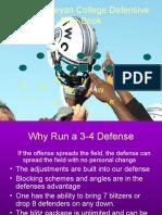 IWC Defensive Playbook
