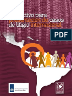 Instructivo Casos de Litigio Internacional