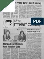 The Merciad, May 12, 1978