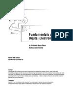 Fundamentals of Digital Electronics 4618