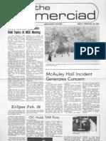 The Merciad, Feb. 23, 1979