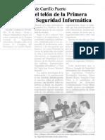 Nota Por Esto! - Jornada Seguridad Informática