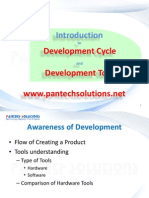 Embedded system-Introduction to development Life cycle and development  tool