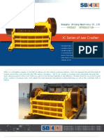 JC Series of Jaw Crusher