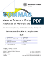 Commas Application App