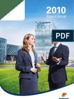 raport anual petrom