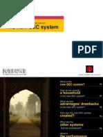 New Socio Economic Classification 2011 MRSI