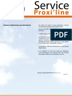 DeltaSysteme Perpignan Service Proxi Line. Assistance téléphonique ouverte à tous