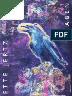 Jette Jertz - RABEN Ausstellungseröffnung 01.06.201, 18 Uhr in Troisdorf