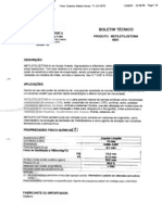 Mek Data Sheet