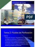 FLUIDOS DE PERFORACION