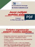 Milan Narandzic - GSM
