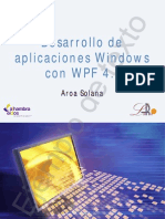 Desarollo de Aplicaciones Windows Con WPF 4.0 (Ejemplo)