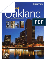 Choose Oakland - SF Business Times Insert