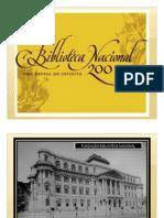 Biblioteca Nacional - Apresentação