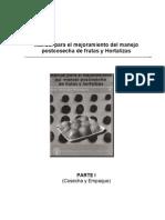 Manual Para El Mejoramiento Del Manejo Poscosecha de Frutas y Hortalizas Parte I