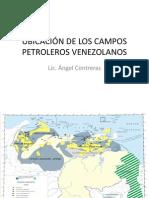 Clase 3 Ubicación de Campos Petroleros