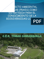 Ponencia Para Encuentro de La Bio Divers Id Ad (Cer La Paloma)