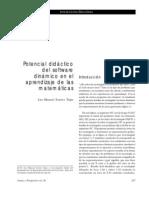 potencial didactico