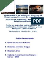 Recurso Hídrico Colombia