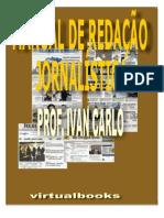 APOSTILA DE REDAÇÃO JORNALÍSTICA I
