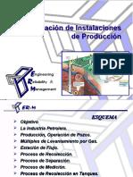 Operaciones de Instalaciones de Produccion