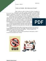 Violência … na Escola e no Trabalho – (Re) Conhecer para Prevenir
