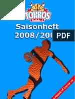 Saisonheft2008
