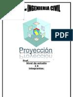 ELEMENTOS DE PROYECCION